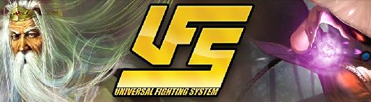 UFS: Universal Fighting System