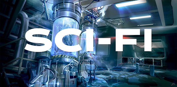 Science Fiction Games