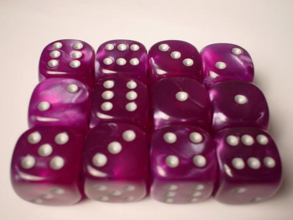 Dice: 12mm d6 Sets