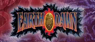 Earthdawn RPG (3rd Edition)