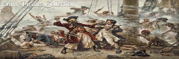 15mm Pirates