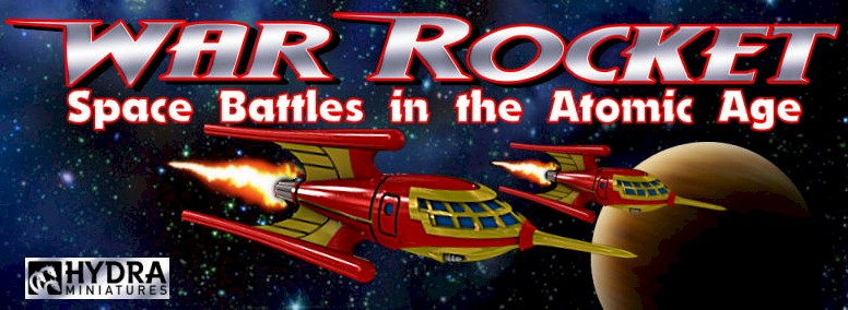 War Rocket - Space Battles in the Atomic Age