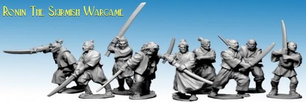 Ronin: The Skirmish Wargame