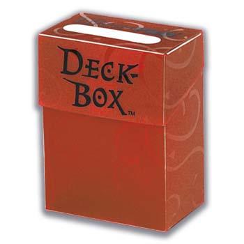 Card Deck Boxes