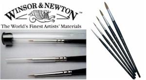 Winsor & Newton Brushes