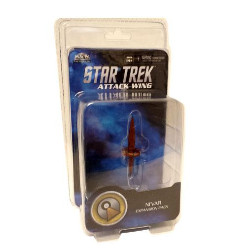 Star Trek Attack Wing Expansion Pack: Vulcon NiVar