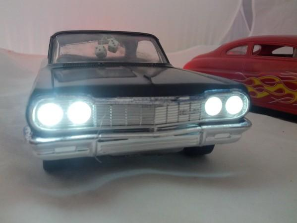 Model Car LED Kit