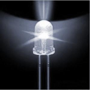 LED Color Kit: 3mm White