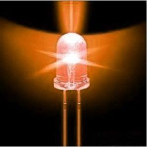 LED Color Kit: 3mm Orange