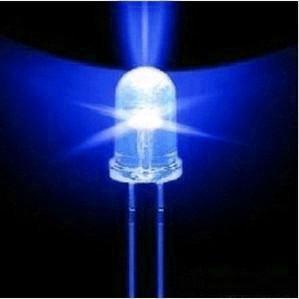 LED Color Kit: 3mm Blue