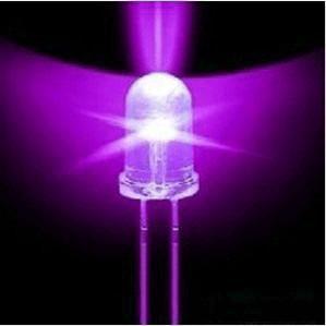 LED Color Kit: 3mm Purple
