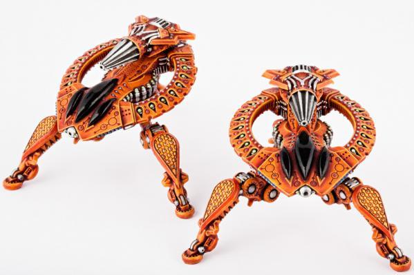 (Shaltari Tribes) Tarantula Battle Strider