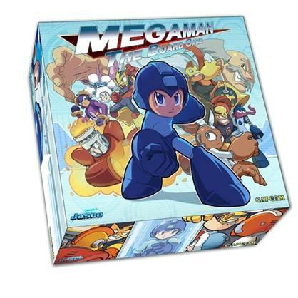 Megaman The Board Game