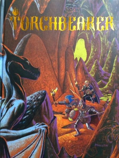 Torchbearer RPG: Core Rule Book (HC)
