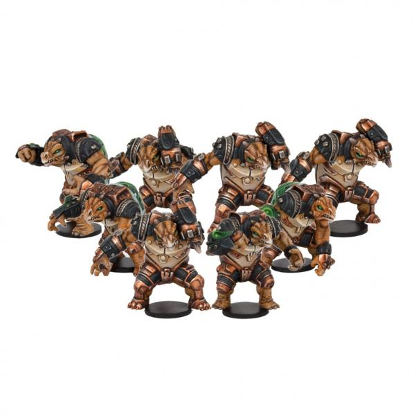 DreadBall: Ukomo Avalanchers Team Booster