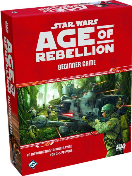 Age of Rebellion RPG: Beginner Game
