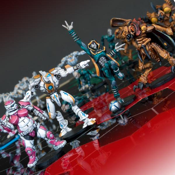 DreadBall: Ultrazone Superstars [All-Stars Pack]