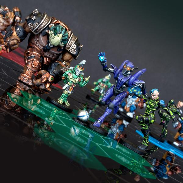 DreadBall: Intergalactic Overlords [All-Stars Pack]