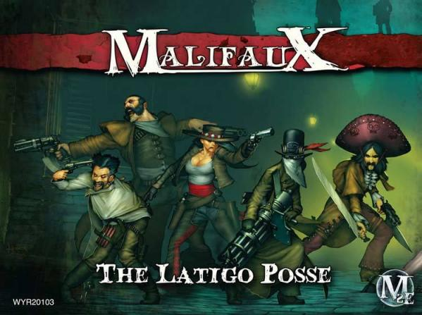 (The Guild) The Latigo Posse (Perdita Box Set)