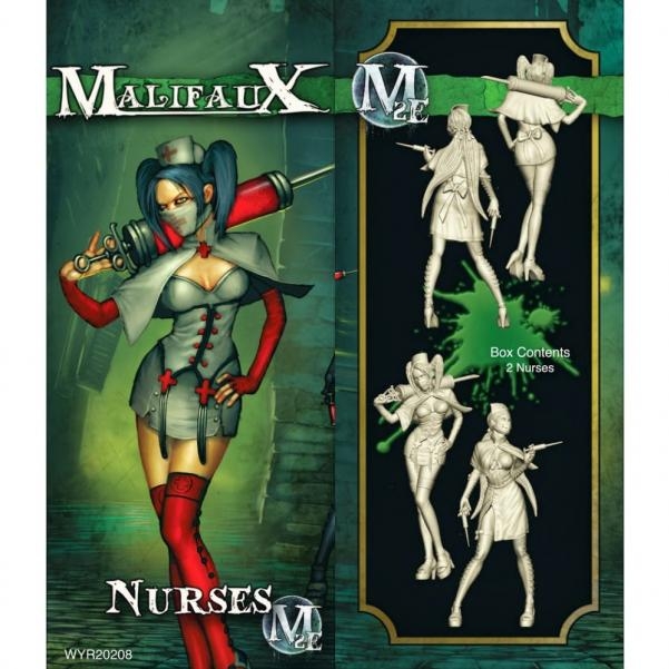 Malifaux: (The Resurrectionists) Nurse