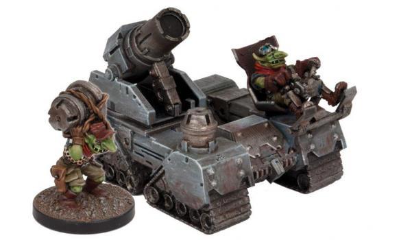 Deadzone - Marauders: Goblin Guntrack