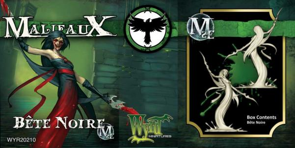 Malifaux: (The Resurrectionists) Bete Noire