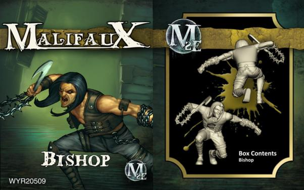 Malifaux: (The Outcasts) Bishop