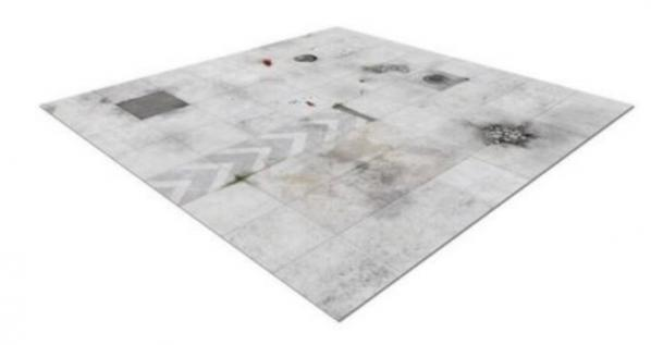 Deadzone, 2nd Edition: Deluxe Gaming Mat