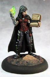Dark Heaven Legends: Nonalla Ellinad, Elf Wizard