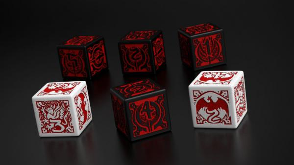 Dragon Age RPG: Dice Set (6)