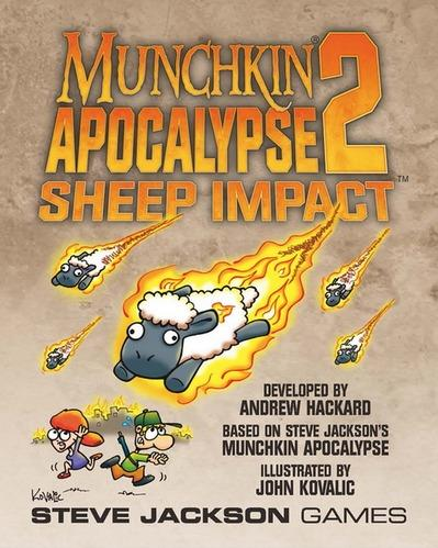 Munchkin Apocalypse 2 - Sheep Impact (Expansion)