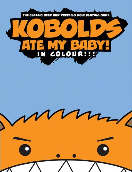 Kobolds Ate My Baby: In Color