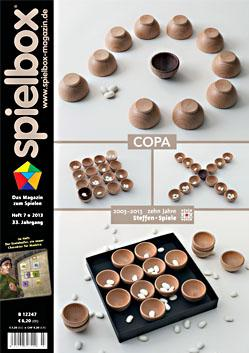Spielbox Magazine: Issue #7, 2013