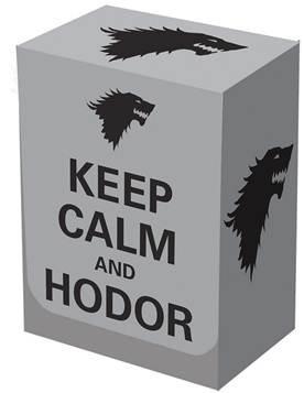 Legion: Keep Calm and Hodor Deck Box