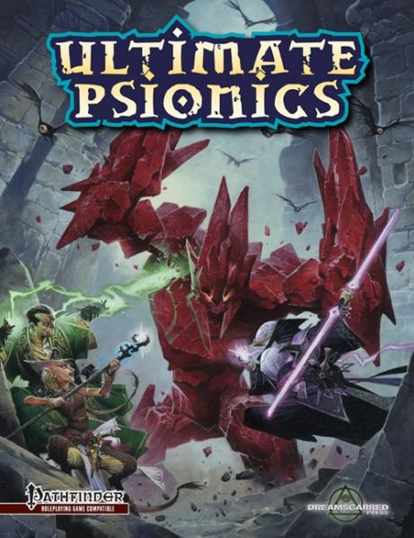 Pathfinder RPG: Ultimate Psionics (HC)
