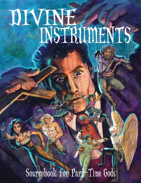Part-Time Gods RPG: Divine Instruments