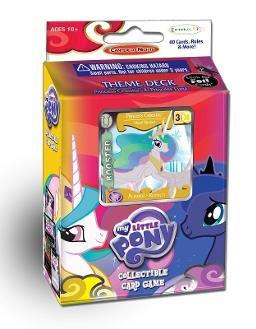 My Little Pony CCG: Canterlot Nights Theme Deck [MLP]