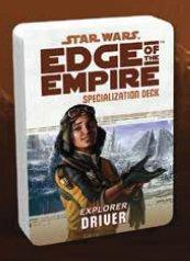 Edge of the Empire RPG: Specialization Deck - Driver