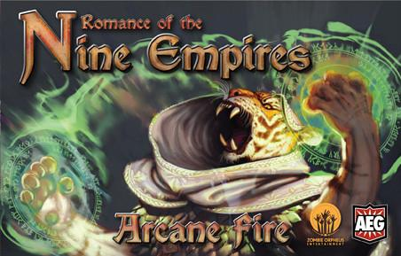 Romance Of The Nine Empires: Arcane Fire (Expansion)