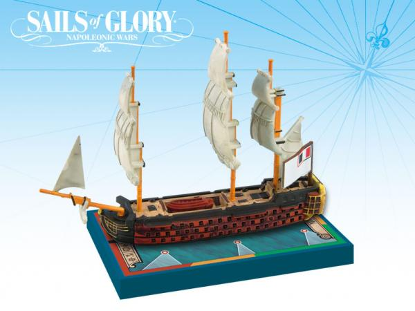 Sails of Glory - French: Montagne 1790/SotL Ship Pack