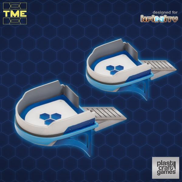 Infinity Terrain: TME- Supplementary Balconies