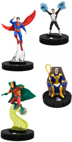 DC Heroclix:  Superman and the Legion of Super Heroes Single Blind Figure (1)