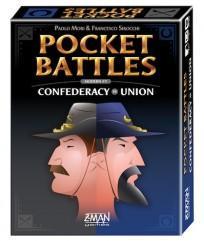 Pocket Battles: Confederacy Versus Union