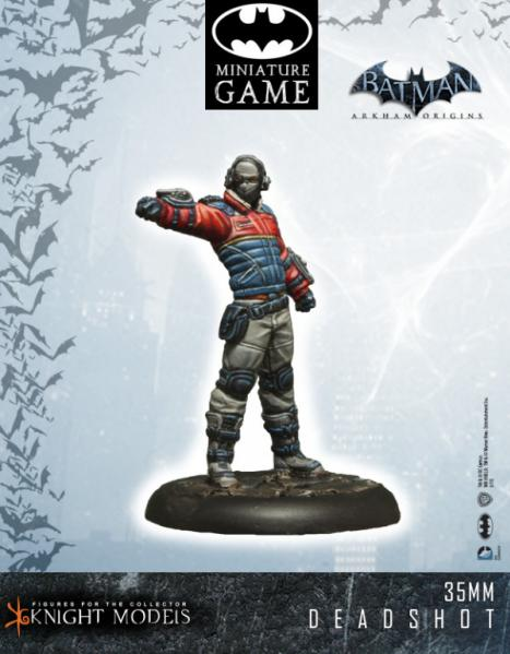 Batman Miniature Game: Deadshot