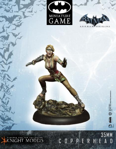 Batman Miniature Game: Copperhead