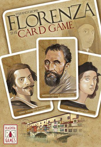 Florenza: Boxed Card Game