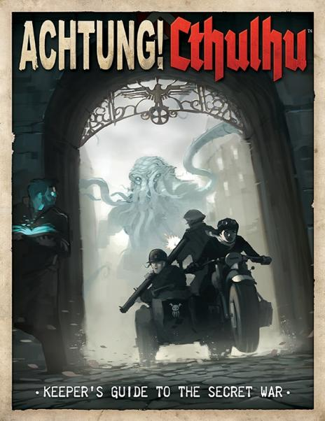 Achtung! Cthulhu: Keeper's Guide