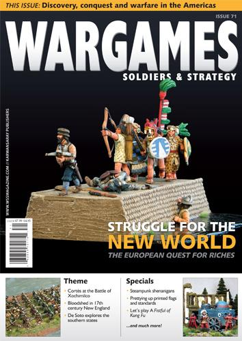 Wargames, Soldiers & Strategy Magazine Issue #71