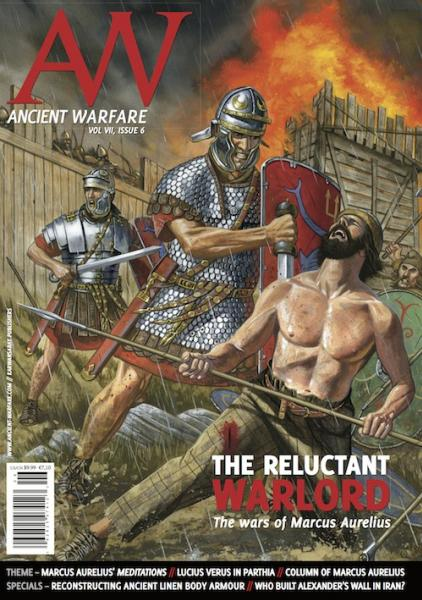 Ancient Warfare: Volume 7, Issue #6