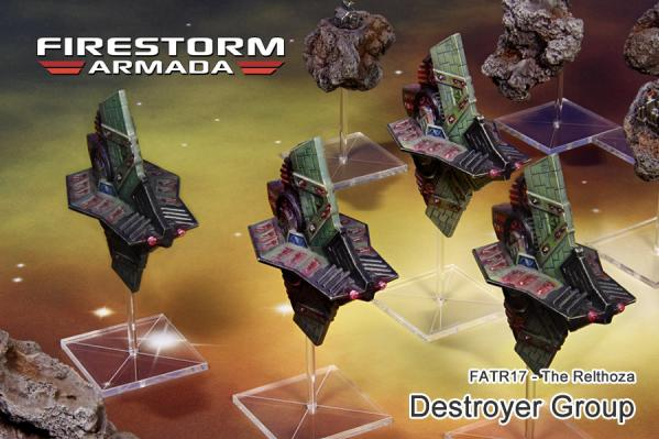 (The Relthoza) Destroyer Group